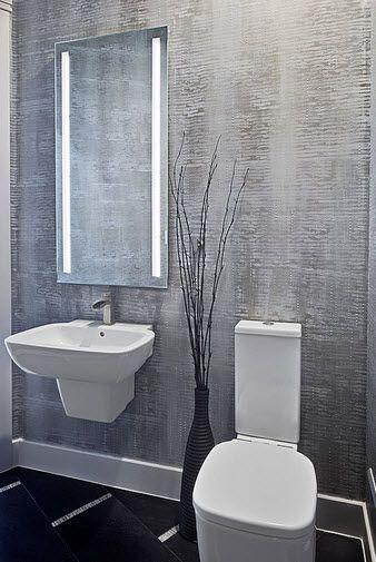 Diseño de cuarto de baño pequeños y medianos | Cuarto de baño ...