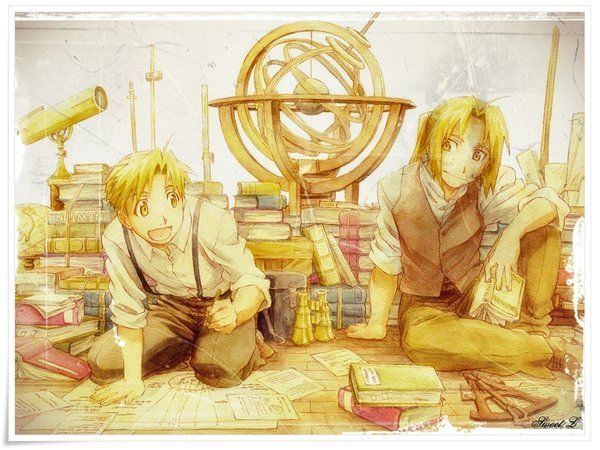 Fullmetal Alchemist by SweetL.deviantart.com on @deviantART
