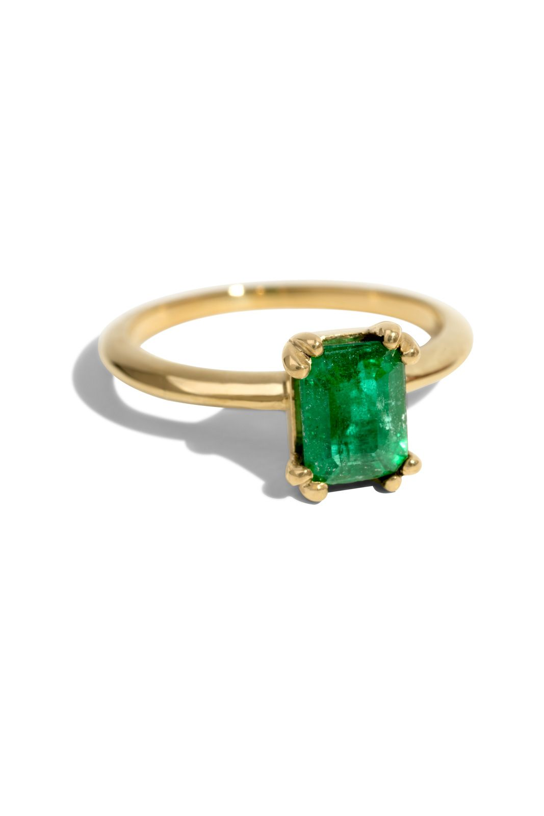 Ray Emerald Ring In 2018 Ring Me Pinterest Rings Emerald And