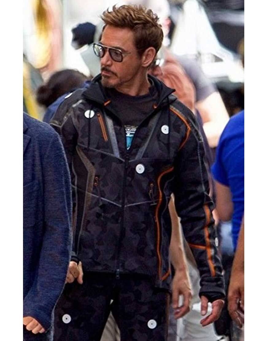 159dc7e5d72 InfinityWar  Hoddie by  Robertdowneyjr Now Here to make look Stunning and  Unique.