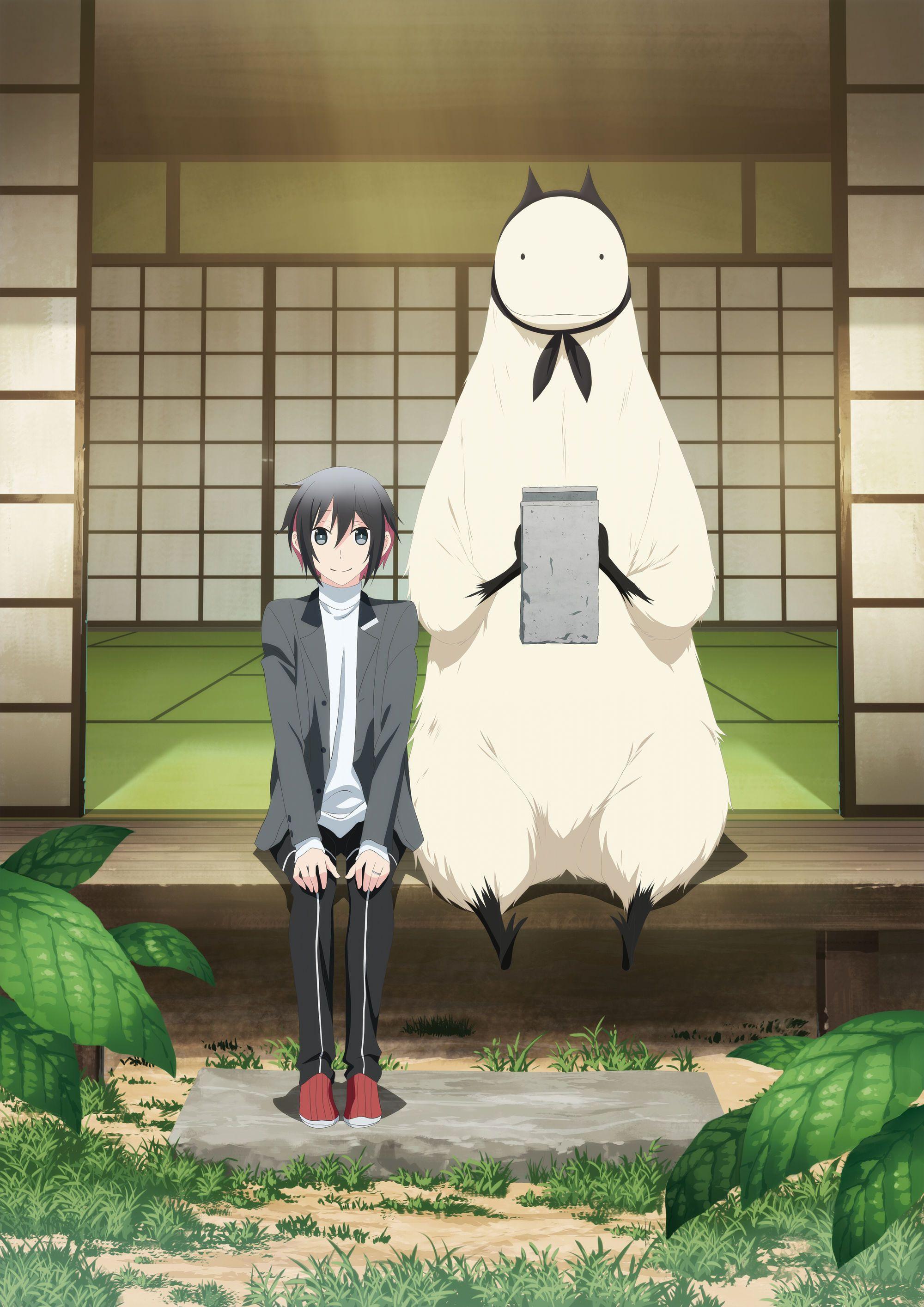 Jingaisan no Yome 01 12 Anime, Anime nerd, Anime angel