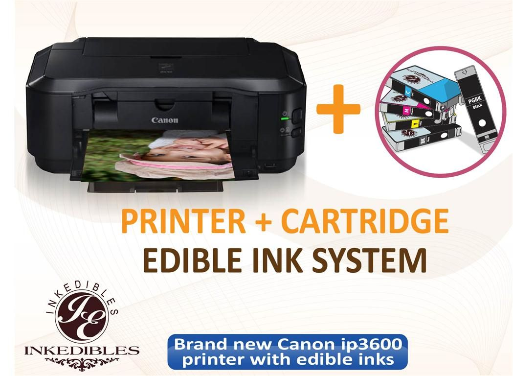 Edible printing is a term, generally referred as to printing of ...