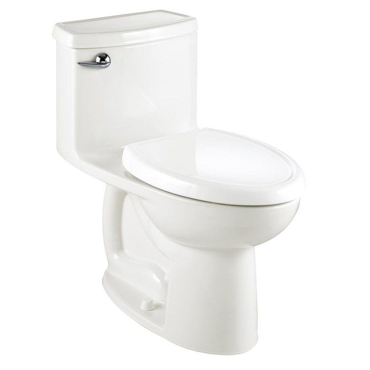 Cadet 3 Flowise Compact Right Height Elongated 1 Piece Toilet With