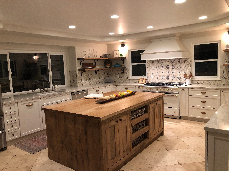 Kitchen Island Etsy Custom Kitchen Island Kitchen Island Posts Unfinished Kitchen Cabinets