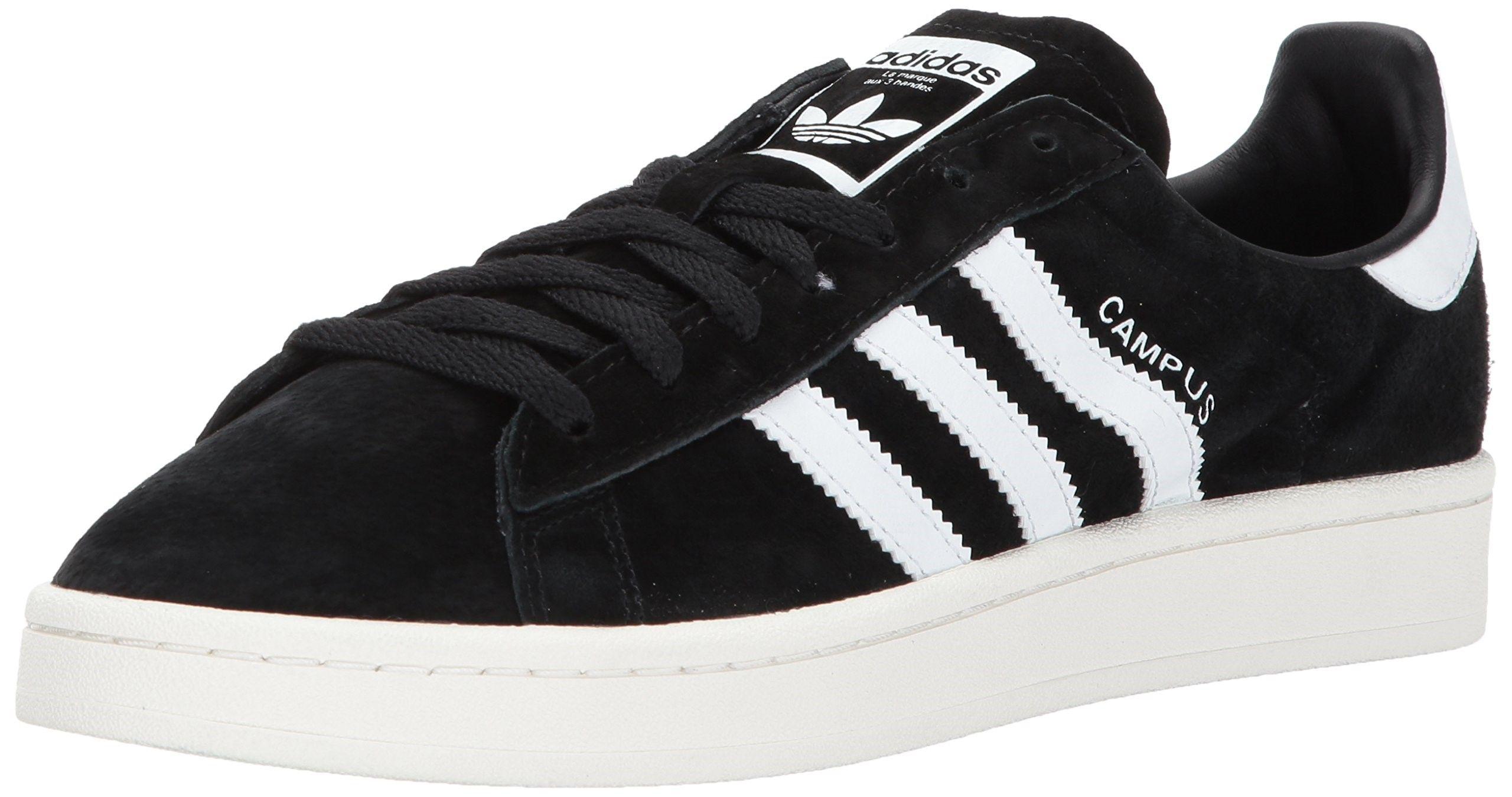 7ff18c2a5149c Adidas Men's Campus W Originals Cblack/Ftwwht/Cwhite Casual Shoe 8.5 Men US