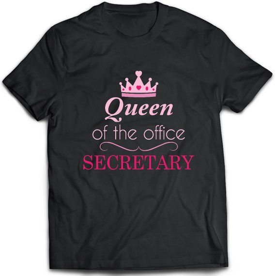 63cd0fdcb7e4a Secretary tee present. Secretary tshirt gift idea. - Proudly Made in the  USA!