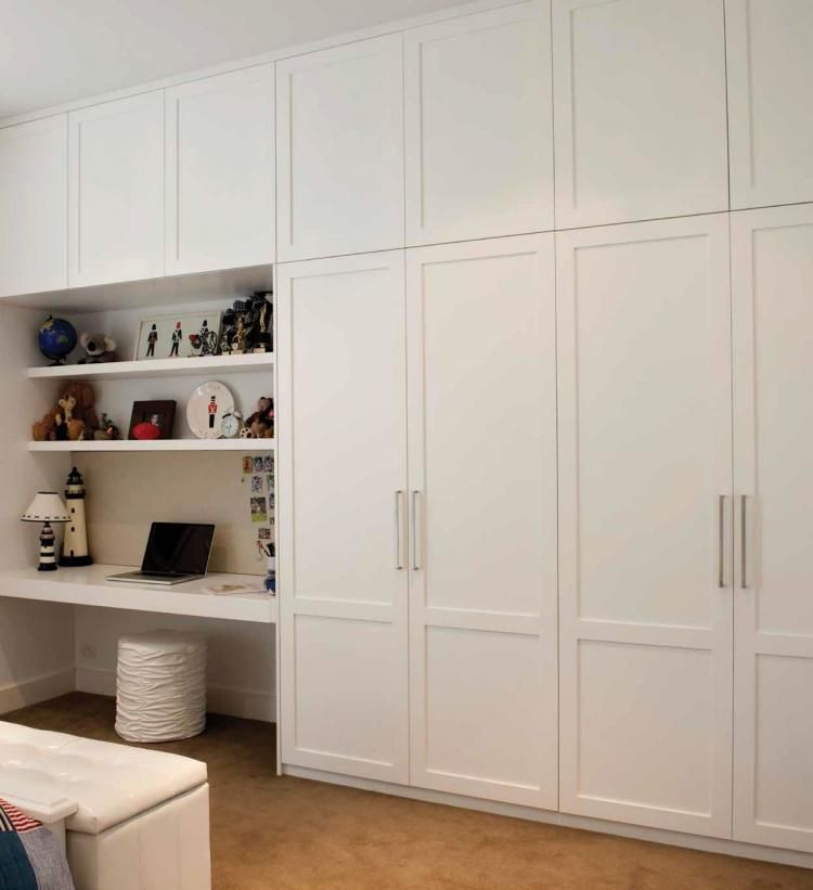 140 Inspiring Industrial Floating Desk Ideas Page 17 Of 136 Build A Closet Diy Built In Wardrobes Built In Cupboards