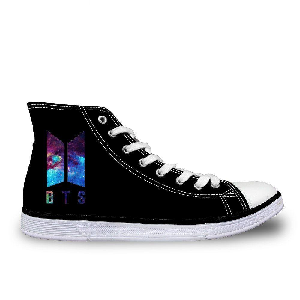 4cb50913130d Bts hight top shoes (14 design)