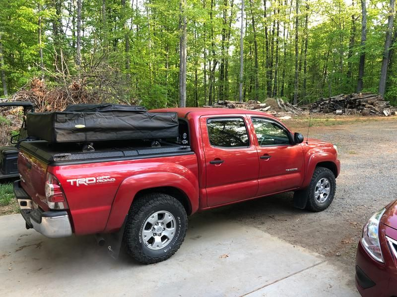 Diamondbackse Truck covers, Tonneau cover, Roof top tent