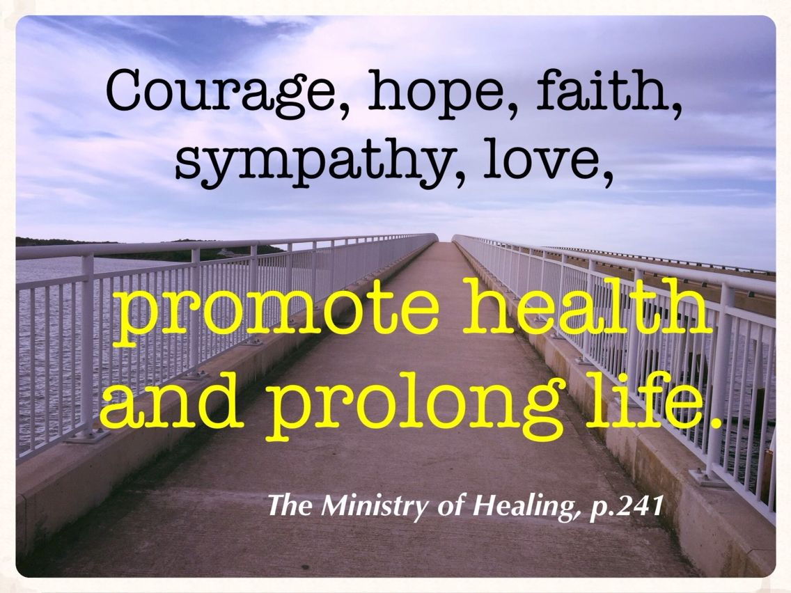 Promote health and prolong life - ellen white | God's Ways