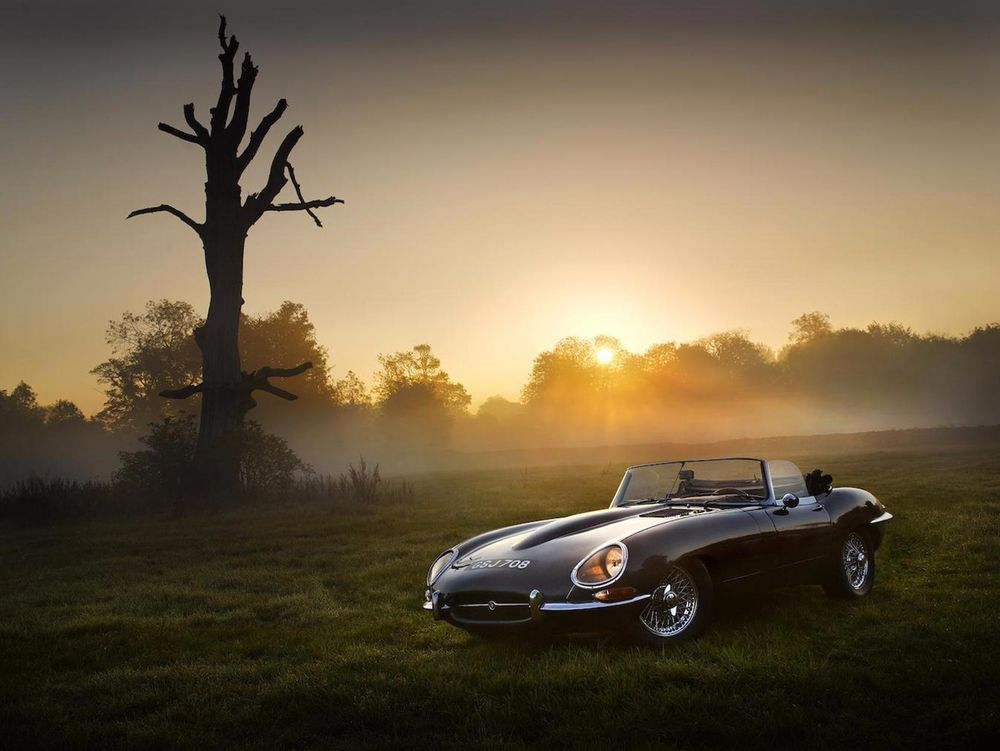 1962 Jaguar E-Type 'Series 1' 3.8 Roadster — Ecurie