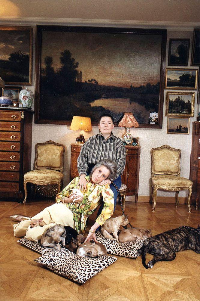 "from the series ""portrait de fraincais"" ph. Luc Choquer"