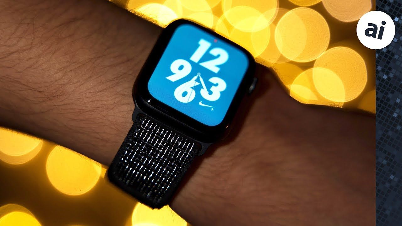 Nike+ Apple Watch Series 4 Review Apple's Masterpiece