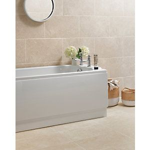Bathroom Tiles Beige rapolano marfil empredor cream bathroom wall tile | bathrooms