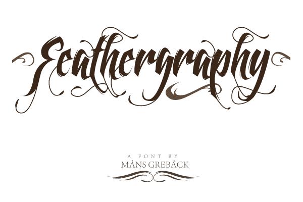 46 Free & Elegant Calligraphic Fonts