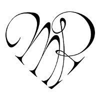 Tattoo Of M R Heart Union Love Tattoo Tattootribes Com Monogram Tattoo Heart Tattoo Tattoo Lettering