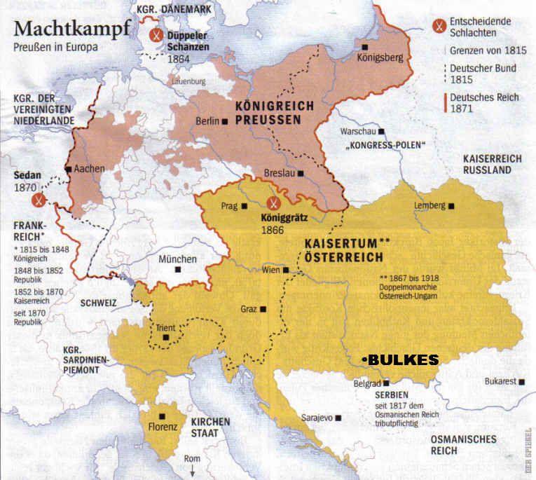 Map from Spiegel Jan 2007 Germany Map History Pinterest