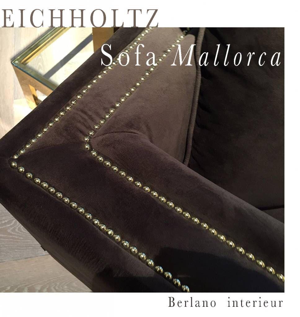 eichholtz mallorca sofa chair mallorca havana brown. Black Bedroom Furniture Sets. Home Design Ideas
