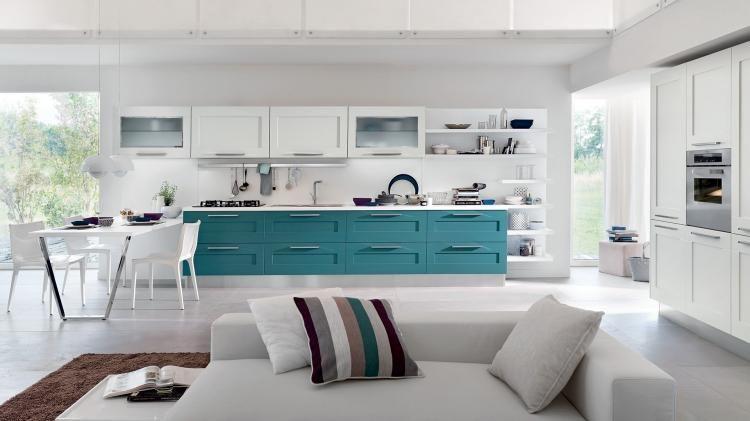 Cucine Moderne - Arredo Cucina Moderna - Cucine Lube   Idee ...