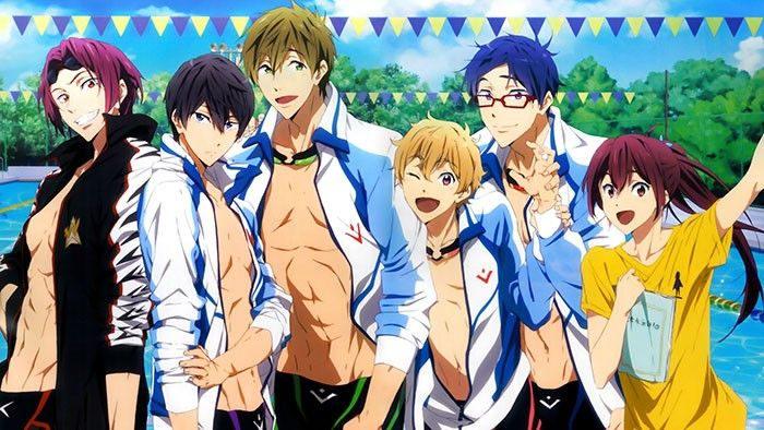 6 Anime Like Free Recommendations Free Iwatobi Swim Club Free Anime Free Iwatobi