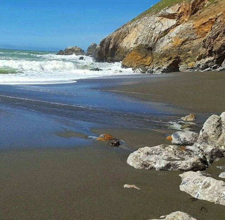 Rockaway Beach Ca