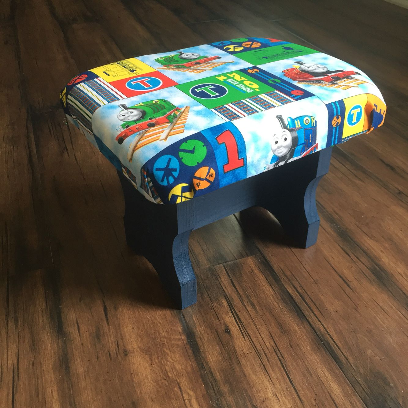 ELLES CAGE children stool. Thomas the train $28