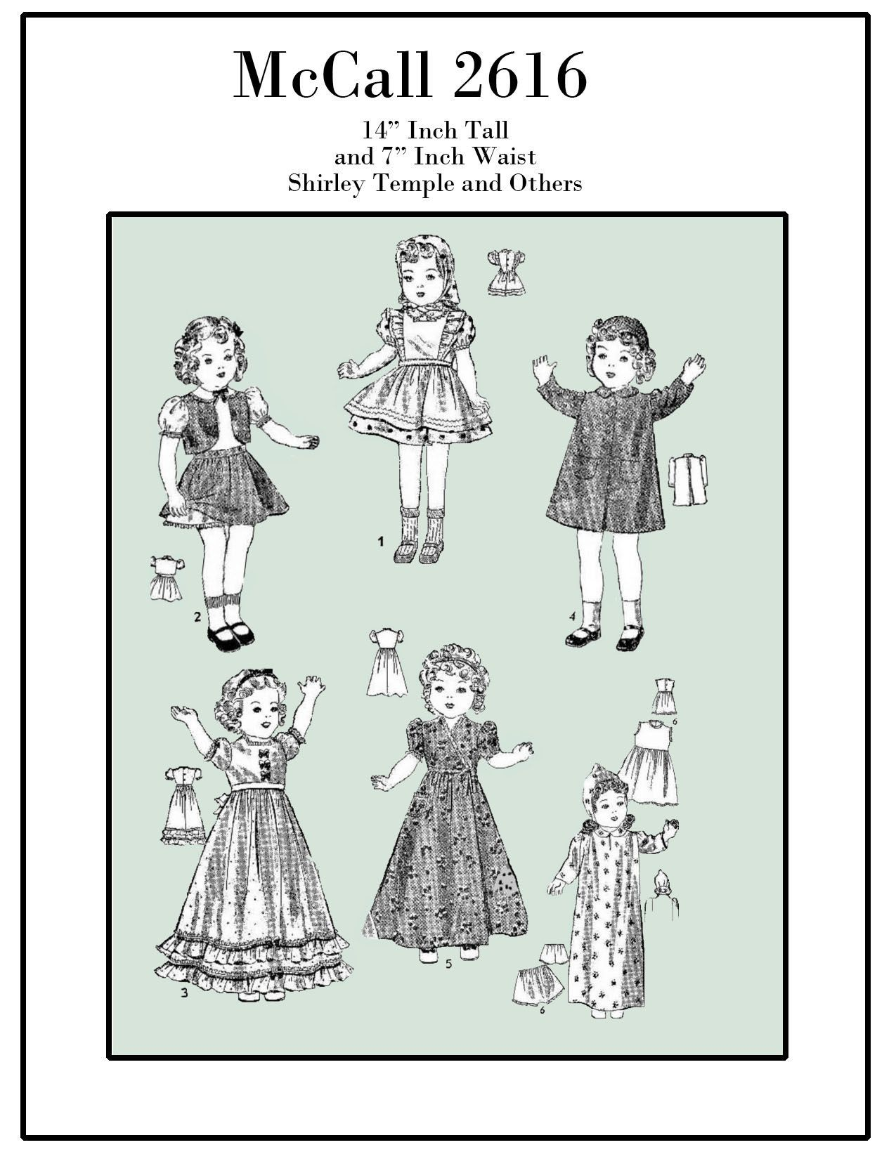 www.buggsbooks.com pdfdollsewingpatterns.html | PDF Vintage Doll ...