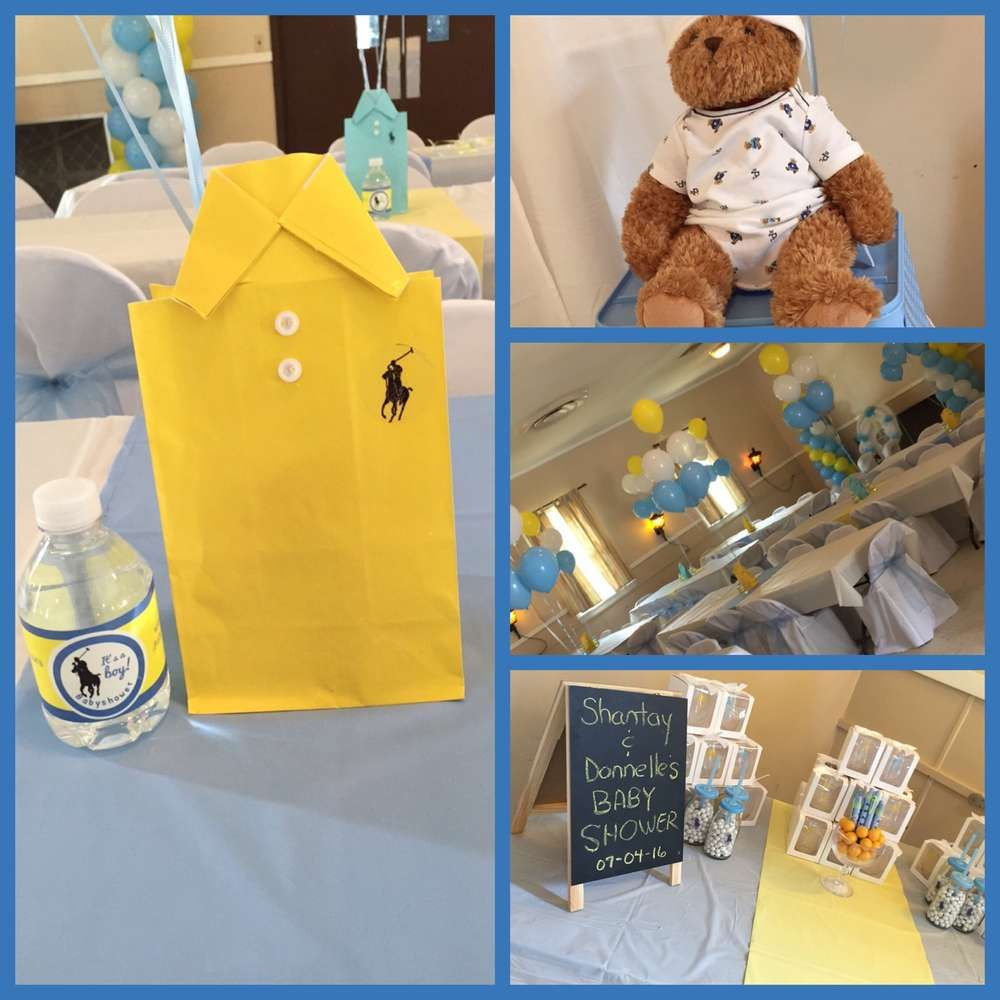 Polo Babyshower Baby Shower Party Ideas | Polo Baby Shower, Babyshower And Baby  Shower Parties