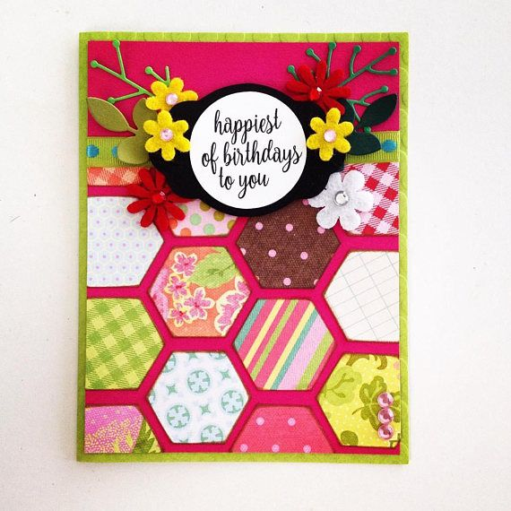 collage birthday cards