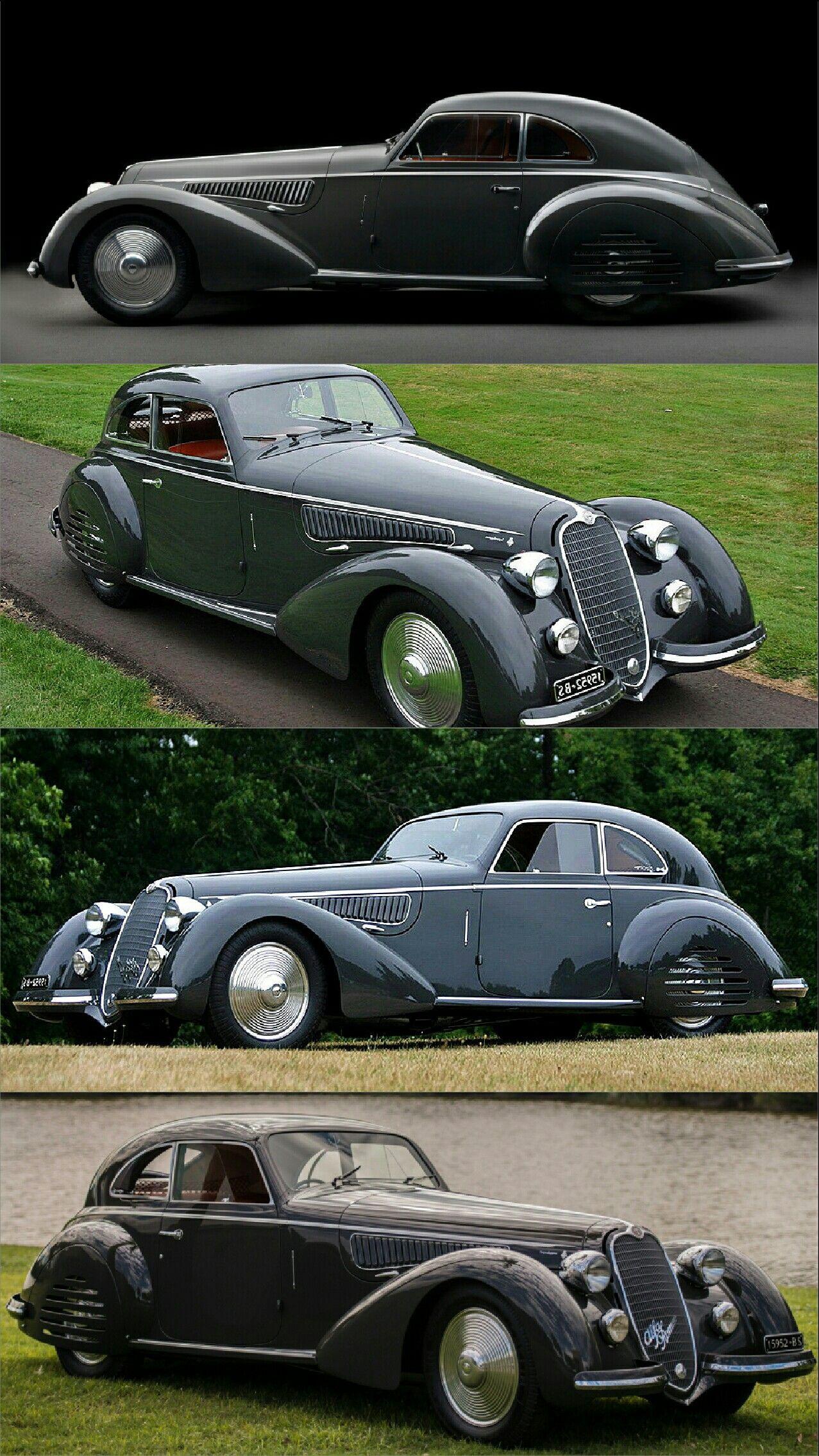 1938 Alfa Romeo 8c 2900b Lungo Touring Berlinetta  412 036