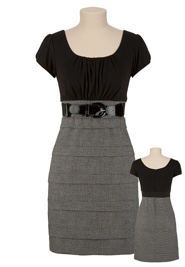 Cute dress for work - also some other really cute clothes on maurices