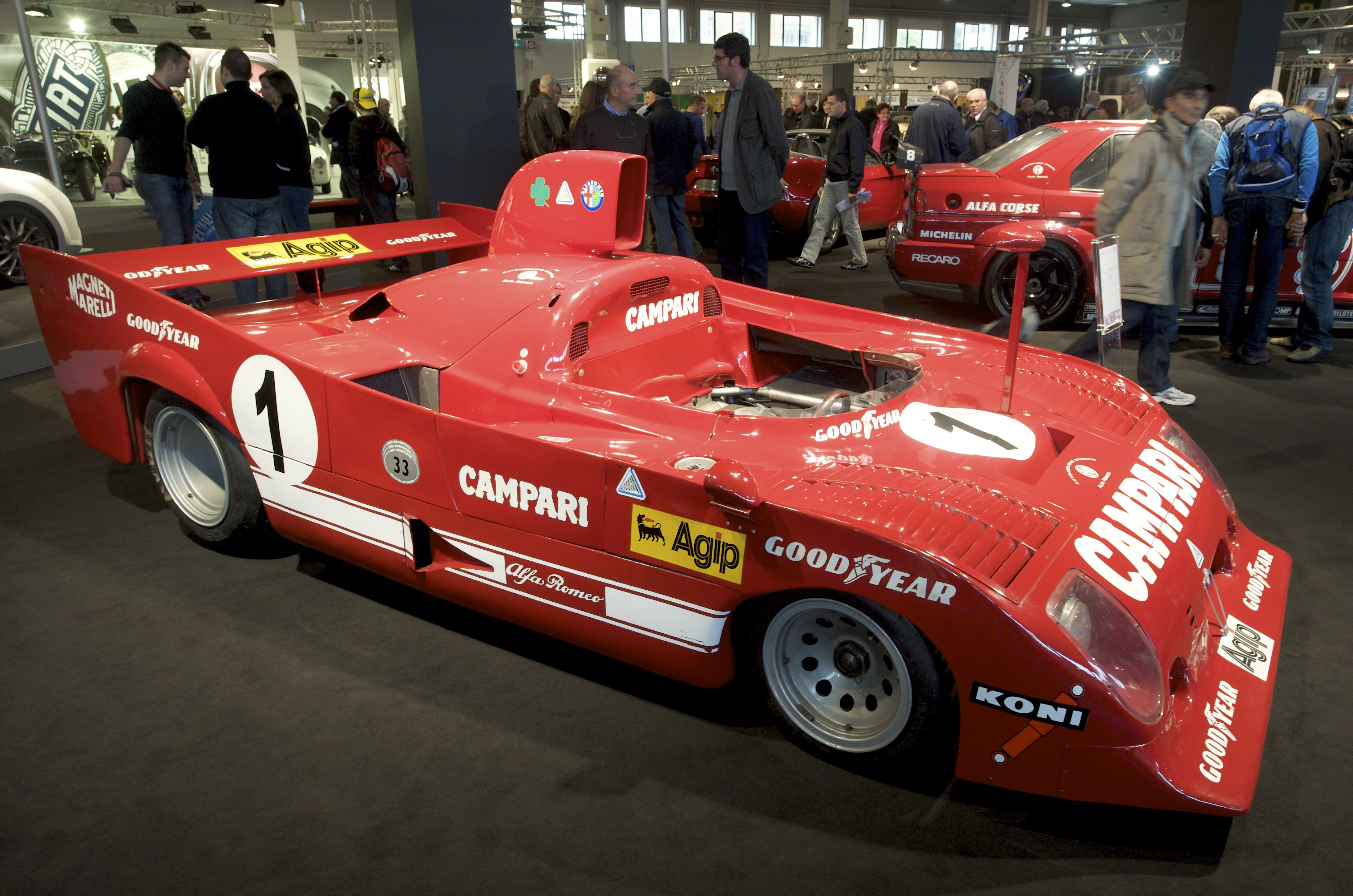 Alfa Romeo 33 F1 Cars COOL yet Strange Pinterest