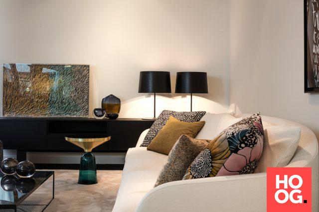 Woonkamer Inrichten Ideeen : Luxe meubelen in woonkamer inrichting woonkamer ideeën living