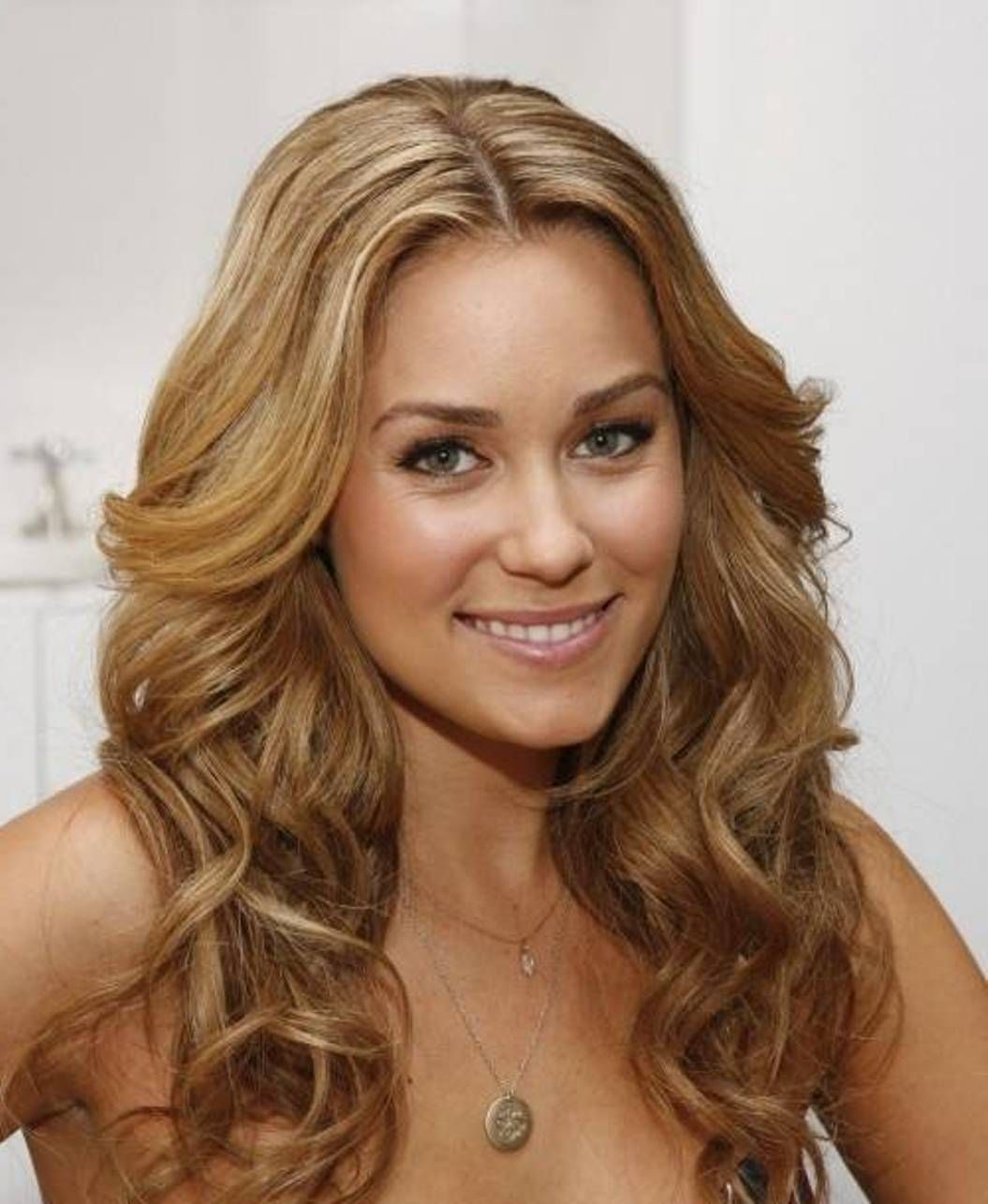 Big Curls Celebrity Lauren Conrad Hairstyles Big Curls