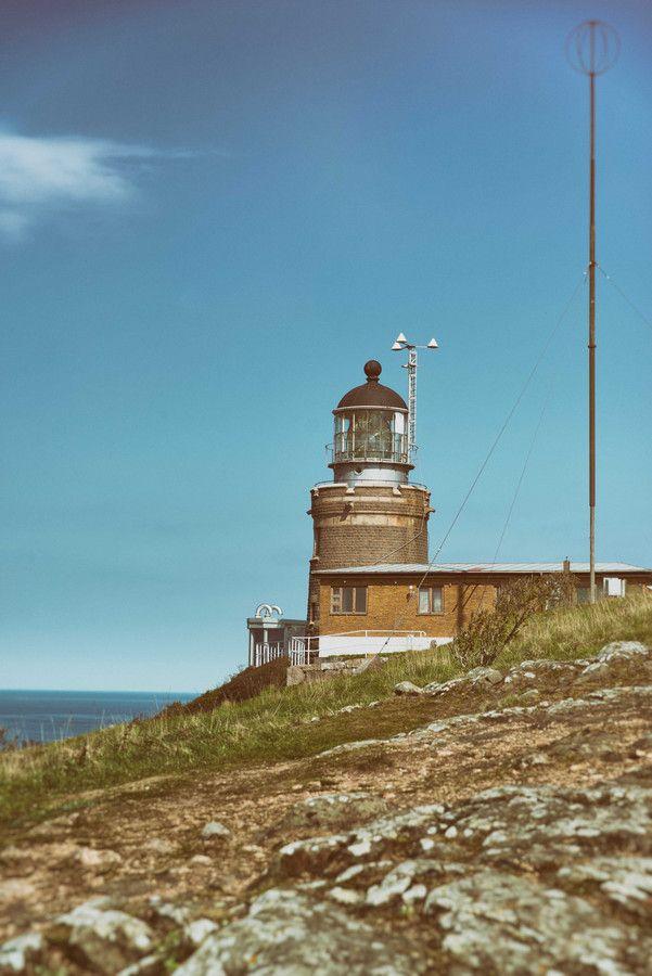 Kullen Lighthouse, Sweden