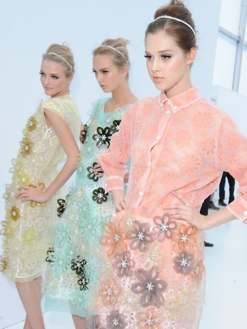Marc Jacobs for Louis Vuitton Spring/Summer 2012. Saw this in Neiman Marcus Bazaar. THESE ARE AMAZING