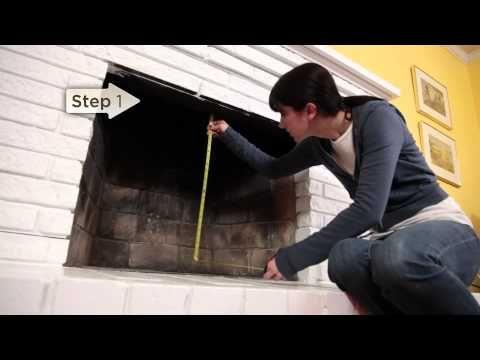 Installation Pleasant Hearth Fireplace Glass Door Youtube