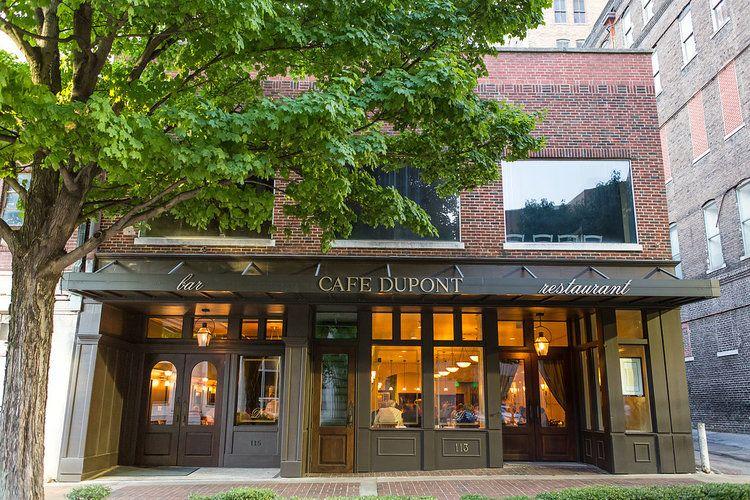 The Restaurant — Café Dupont Restaurant, House styles