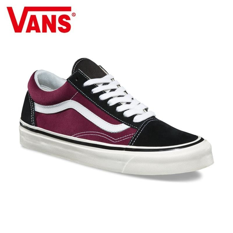 0a22f6db5327 VANS Anaheim Old Skool X OS Classic Men and Womens Sneakers canvas shoes