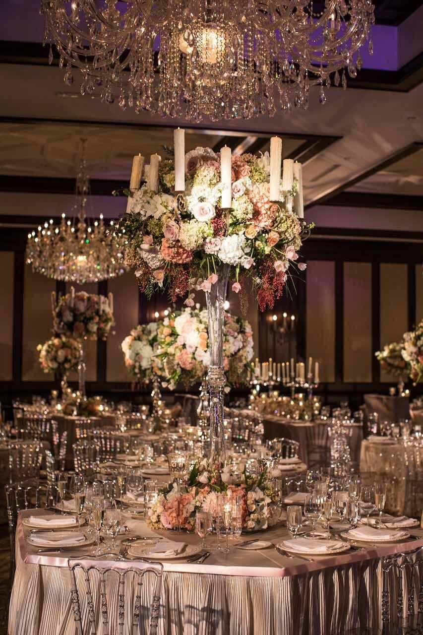 elegant decorations wedding table lights. African American Weddings Elegant Decorations Wedding Table Lights I