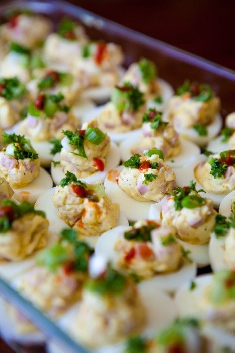 How to make deviled eggs recipe by san francisco food eggs food forumfinder Gallery
