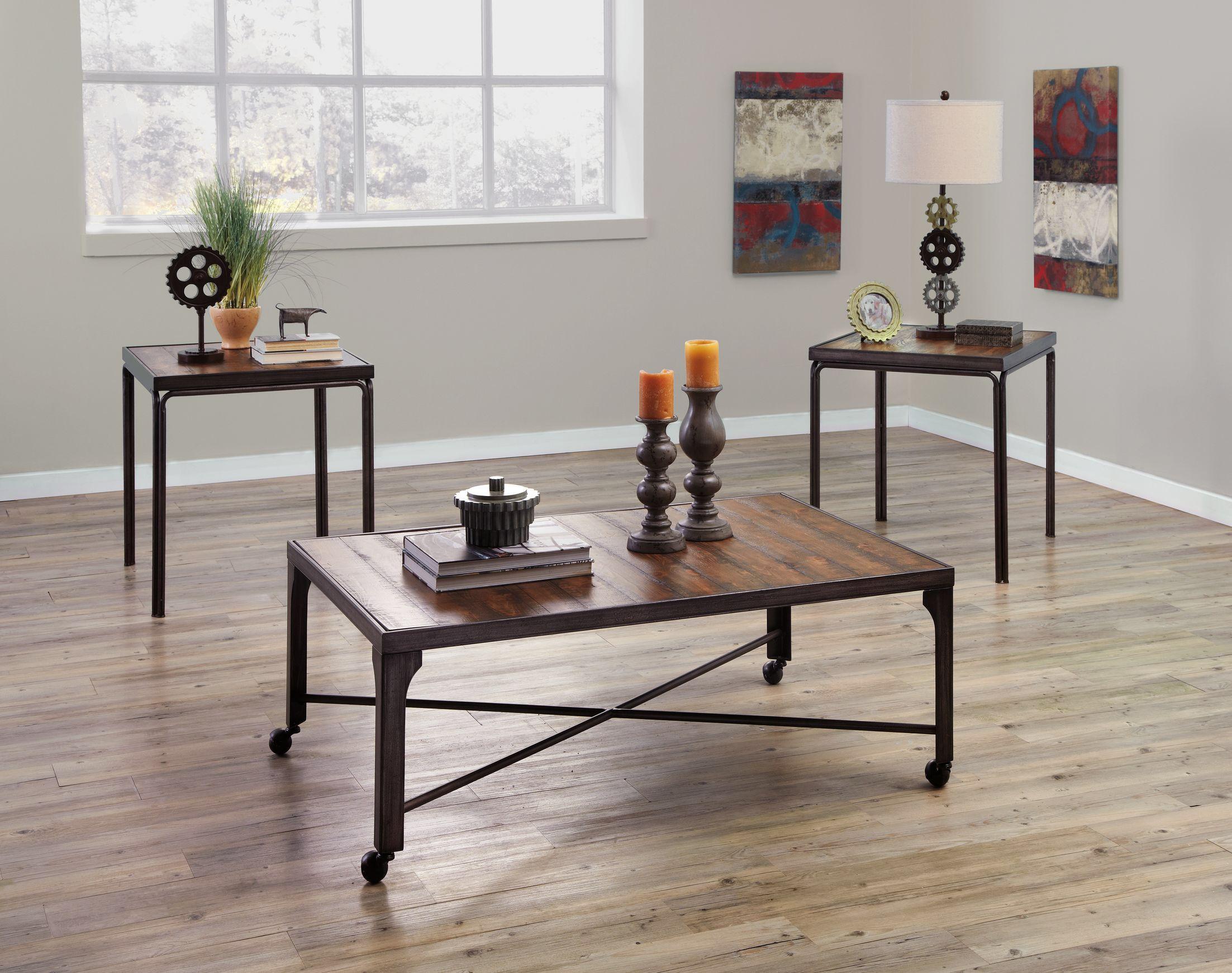 Urbanology 3 Peice Coffee Table Set Furniture Ideas