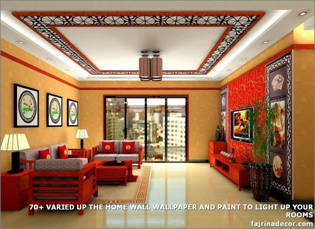 70 Varied Up The Home Wall Wallpaper And Paint To Light Up Your