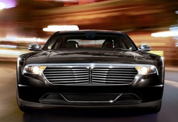 2016 Lincoln Continental | Stuff to Buy | Pinterest | Motor vehicle ...