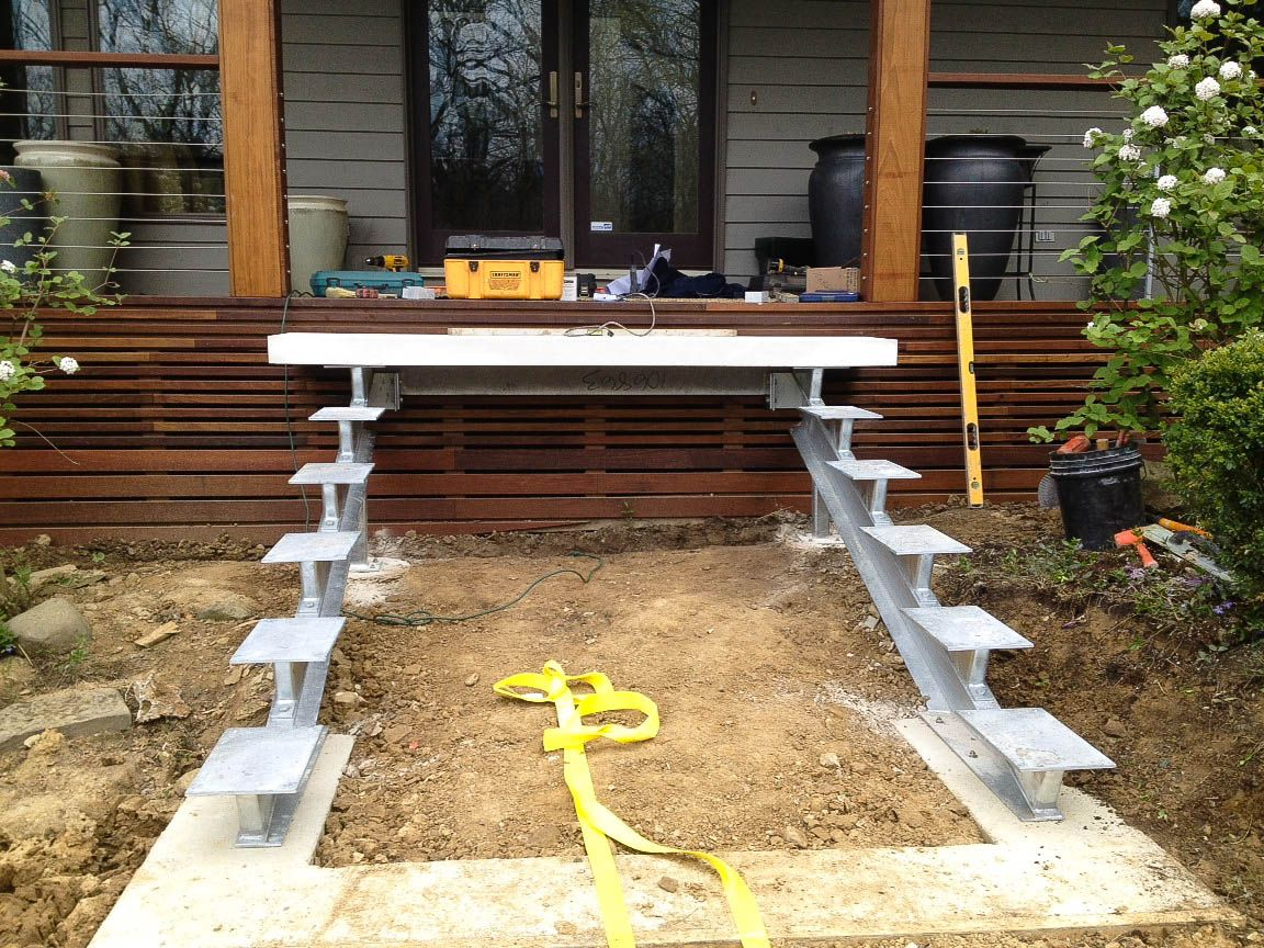 Best My Work – Floating Stairs Thinking Outside The Boxwood Concrete Stairs Outdoor Stairs 640 x 480