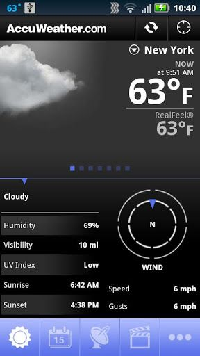 AccuWeather Platinum v2 1 8 (paid) apk download | ApkCruze-Free