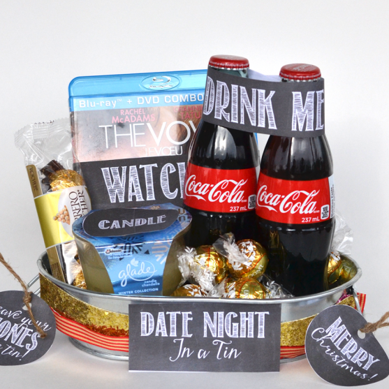 A Gift In A Tin: Date Night In A Tin