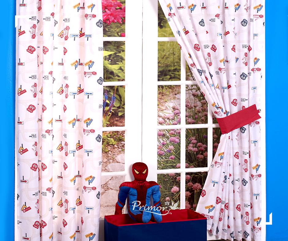Unas preciosas cortinas para combinar con diferentes estilos. Y hermosos colores.