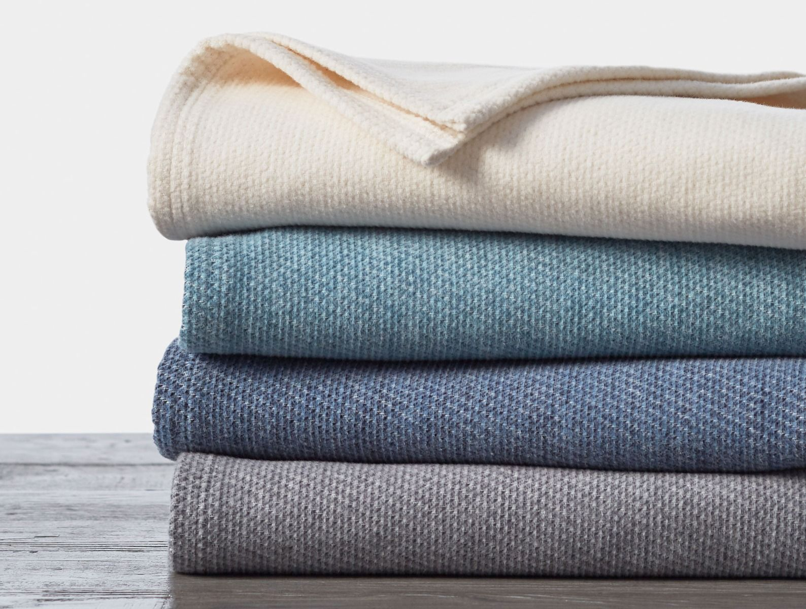 Coyuchi Sequoia Washable Organic Cotton Wool Blanket Full Queen Undyed Organic Cotton Blanket Organic Blankets Organic Cotton Sheets