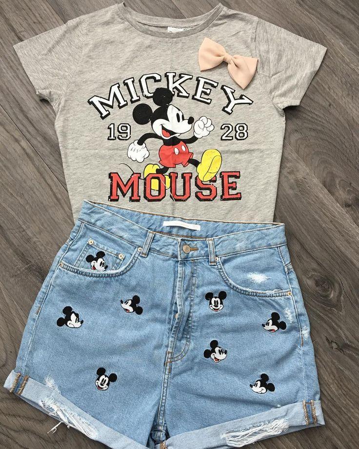 "✨ Alannah ✨ auf Instagram: ""Hey Mickey, hey Mickey !! ⭐️ ° o ° ✨❤️â ... - #â #Alannah #auf #Hey #Instagram #Mickey #disneyfashion"